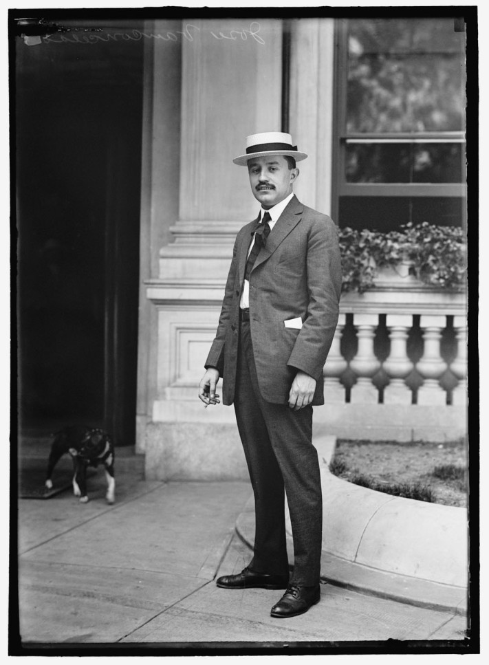 © Harris & Ewing, Collection Library of Congress