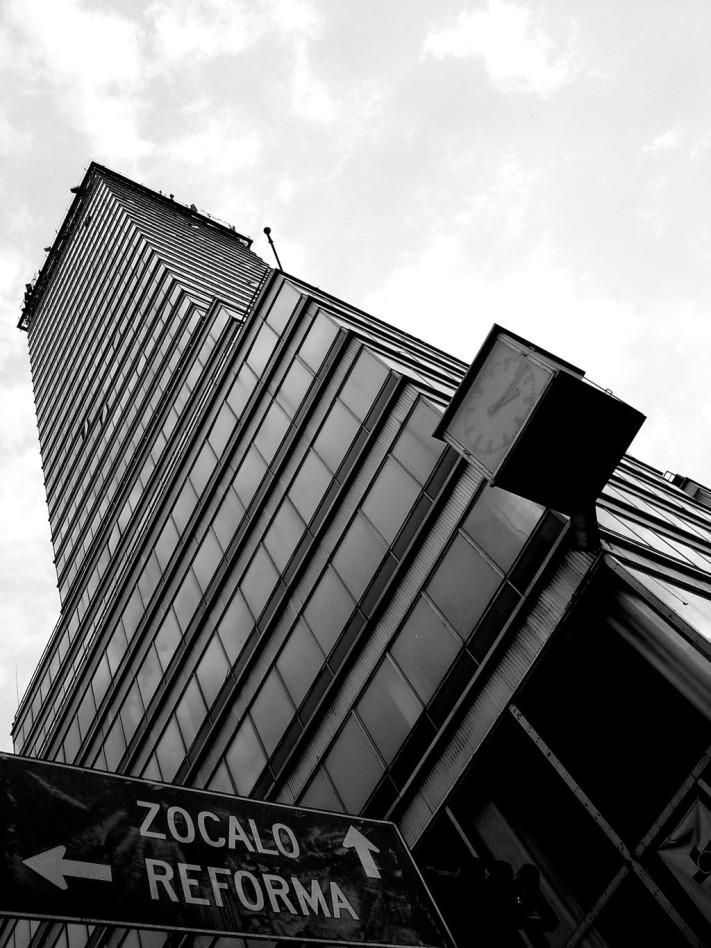 Torre Latinoamericana © Luis Enryke Sandoval