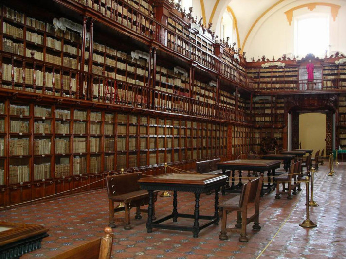 biblioteca palafoxian