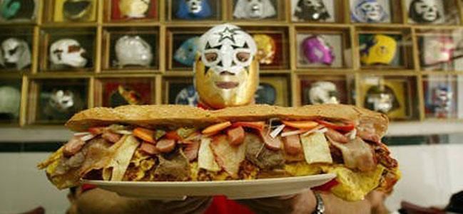 Torta Gladiador El Cuadrilátero