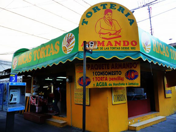 Tortas Armando