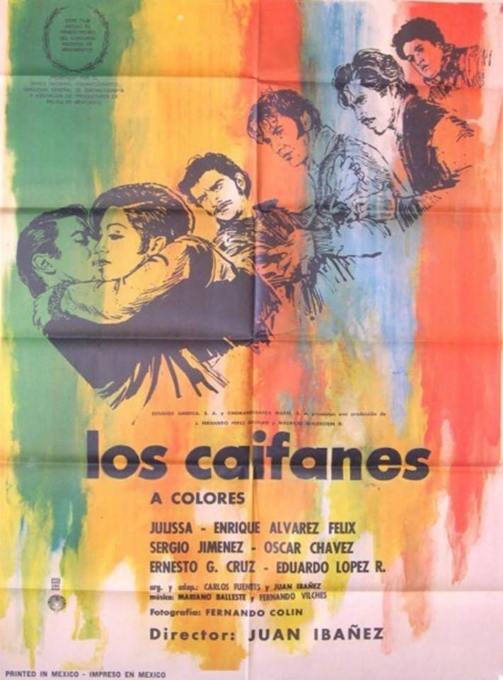 Los Caifanes ©