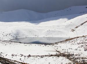 Nevado de Toluca. Primer lugar, Naturaleza en Destinos Turísticos.