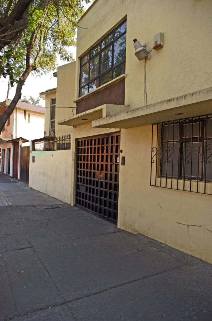 Casa de Monsiváis © Karina Flores