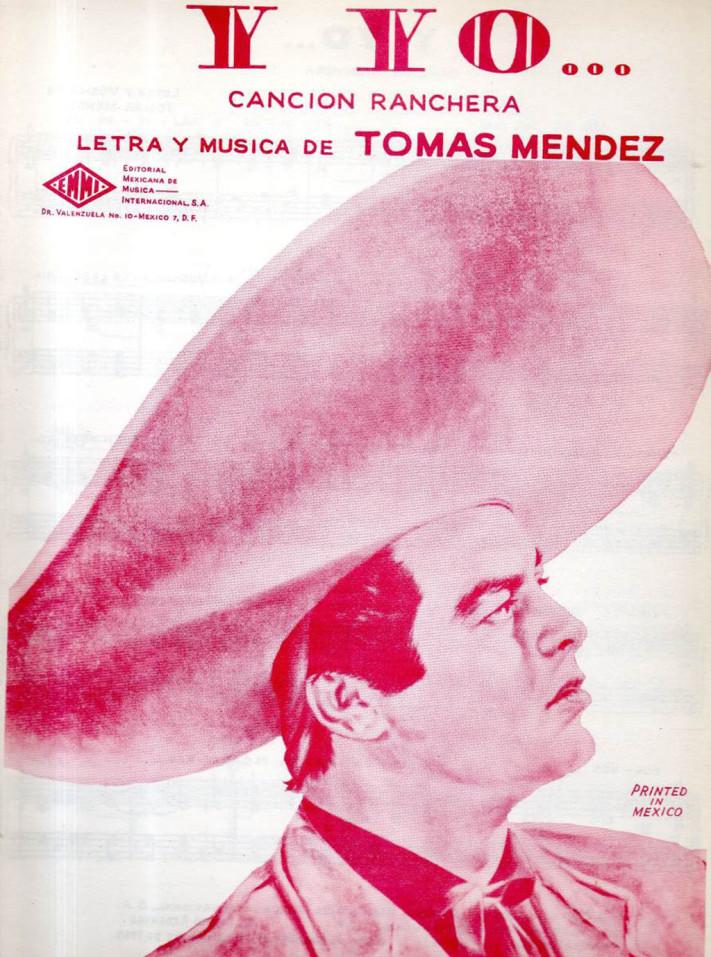Disco Tomas Mendez
