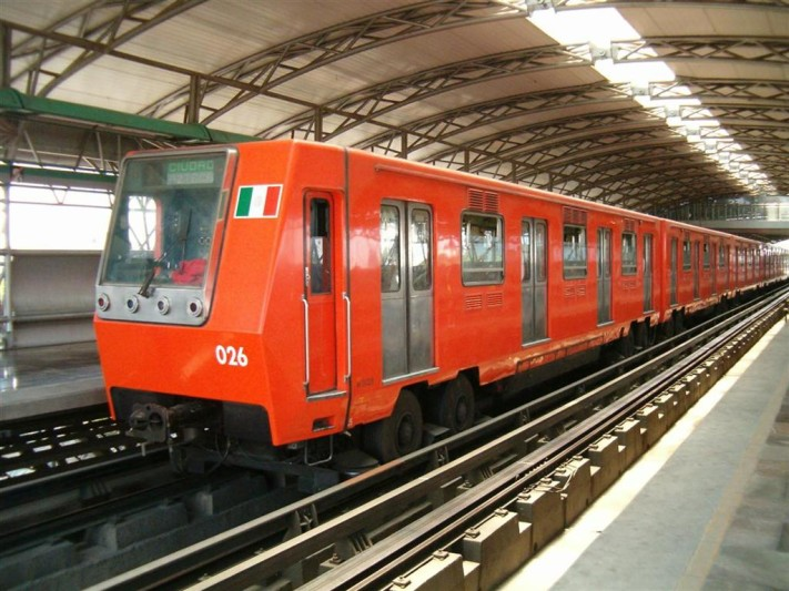 Metro D.F.
