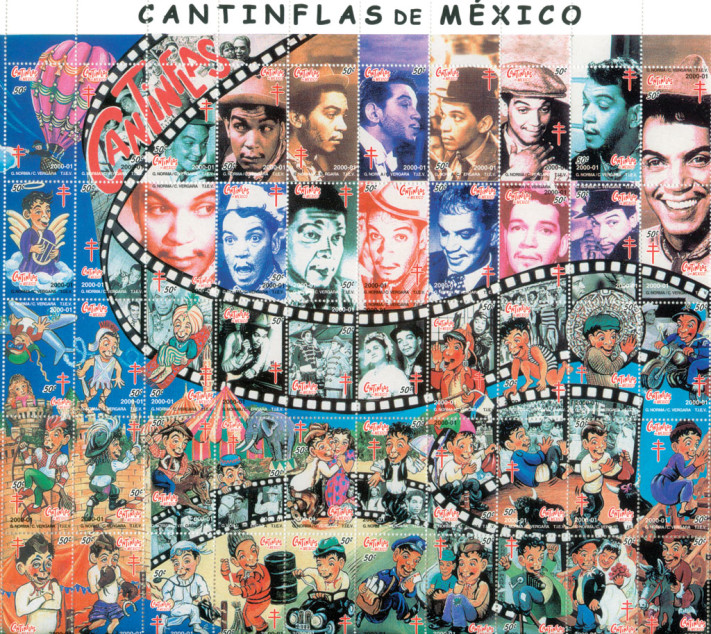 TIMBRES CANTINFLAS_72