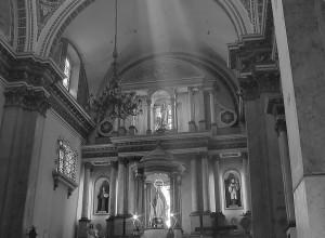 Capilla de la Concepción Cuepopan