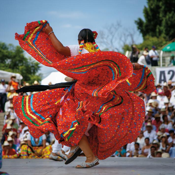 Guelaguetza, Oaxaca © Bruno Pérez Chávez