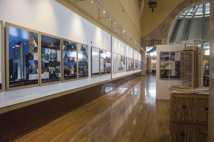 Museo de Arquitectura © Carolina Cruz