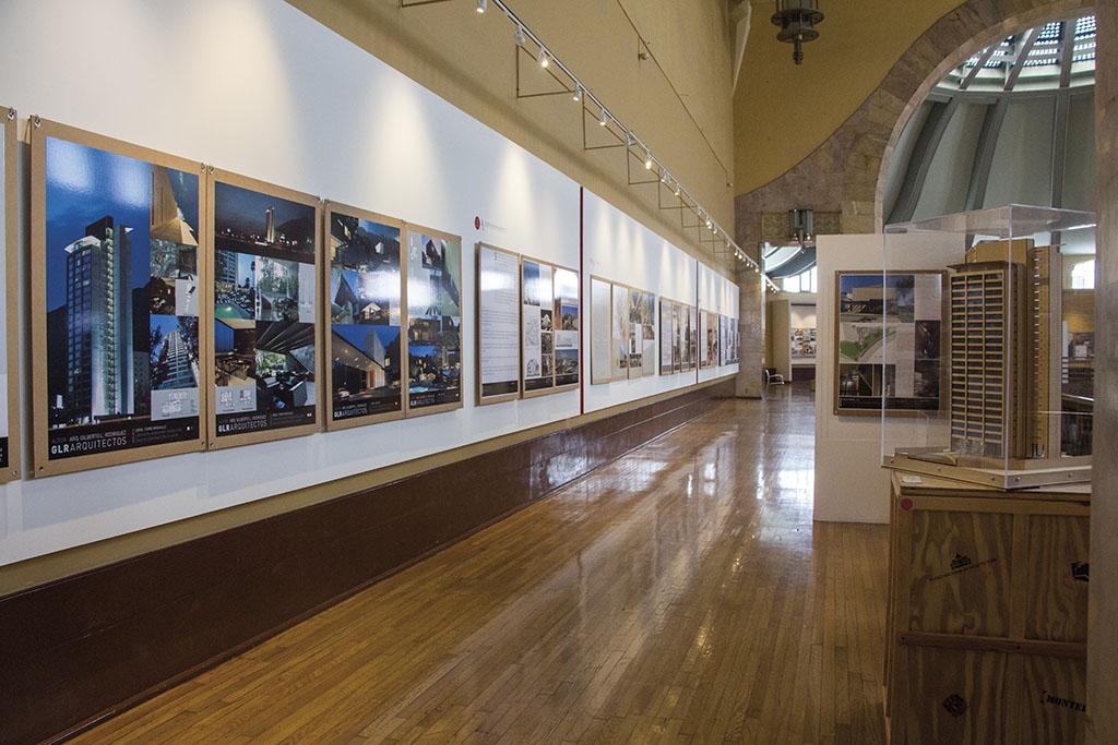 museo nacional de arquitectura mexican simo