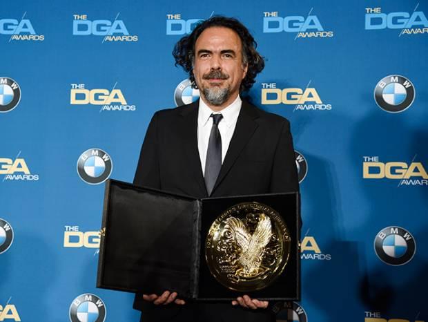 Iñárritu Premio Sindicato de Directores DGA