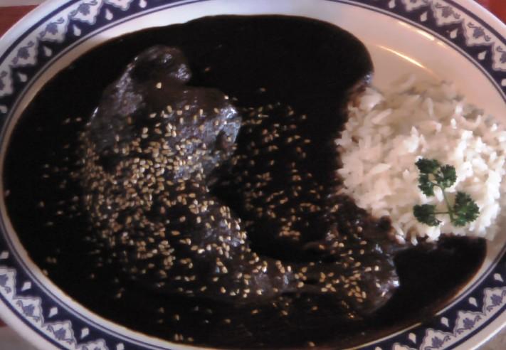 Mole Puebla