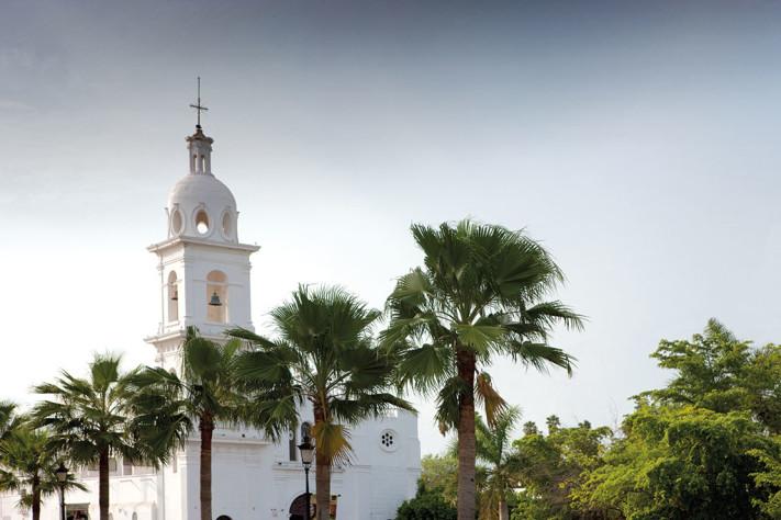 Arquitectura religiosa en Los Mochis