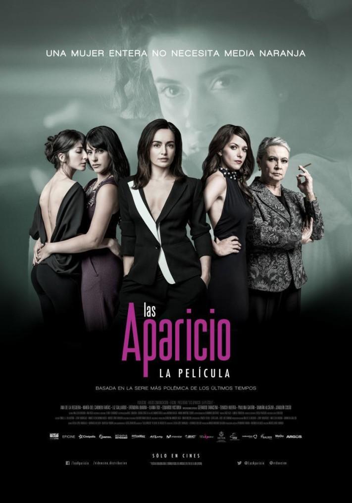 Cartel Las Aparicio