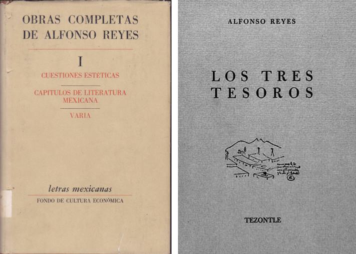alfonso reyes_libros