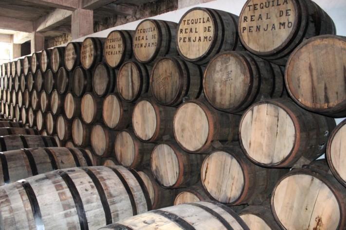 Bodega Tequila Real de Pénjamo