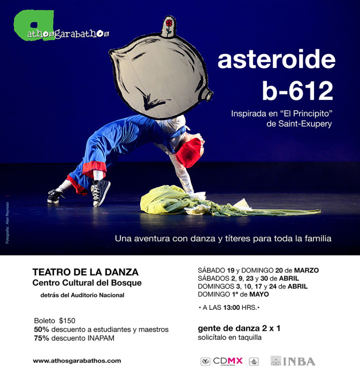 cartel asteroide copy