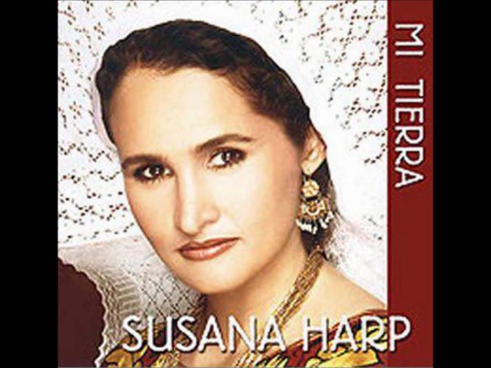Susana Harp disco