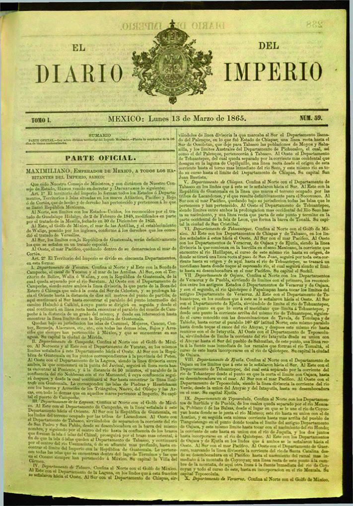 DiarioImperio13mar1865-1