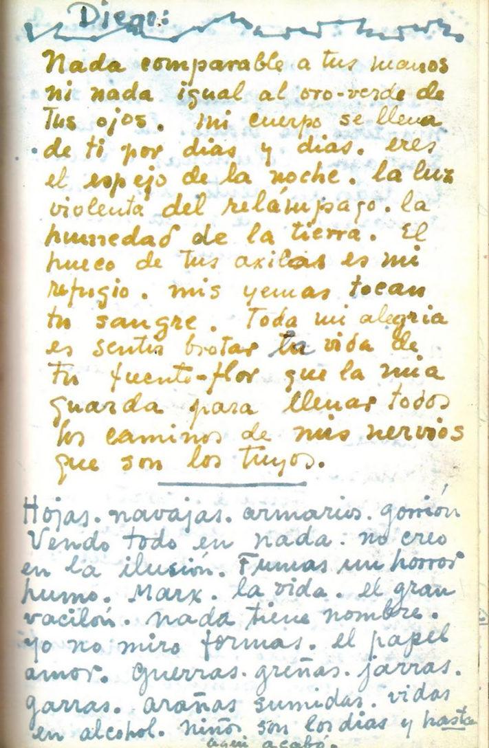 carta Frida