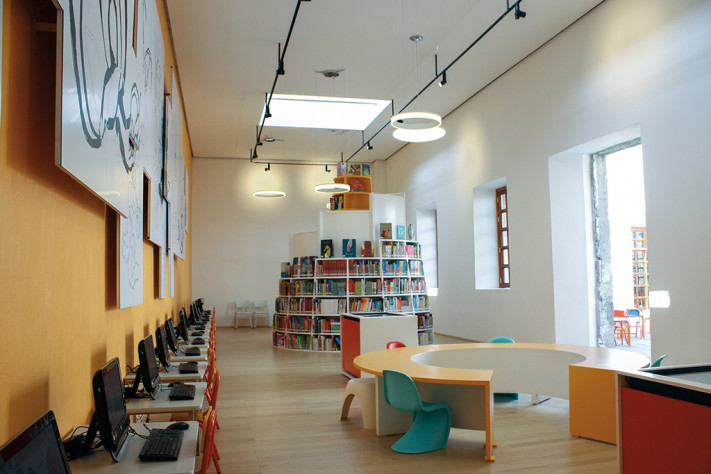 sala infantil ampl