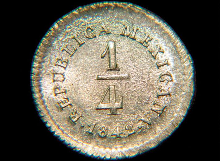 21 Monedas más pequeñas República reverso