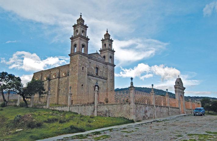 Templo de la Virgen de Lourdes Tlaxco Tlaxcala México-01