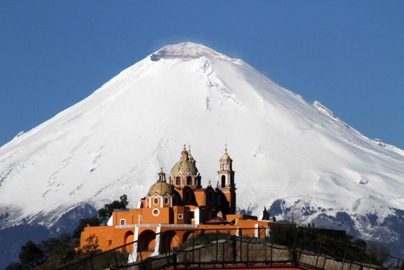 volcan-popocatepetl