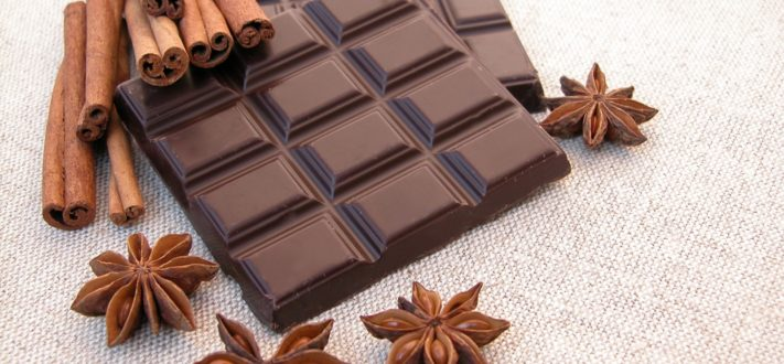 chocolate tableta
