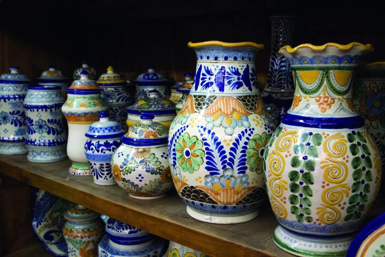 Resultado de imagen para cerámica estilo talavera