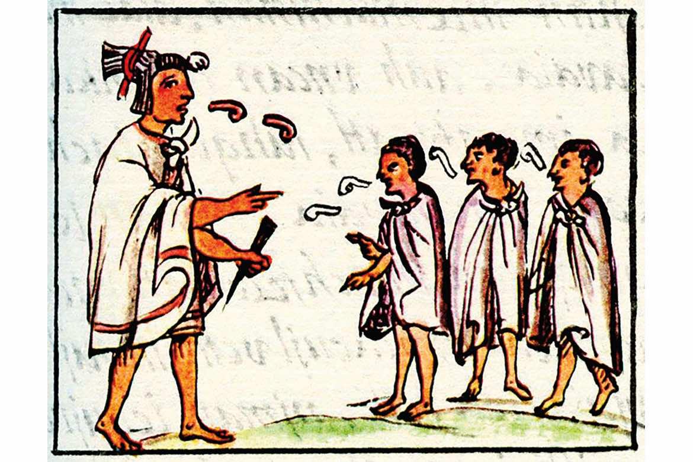 Telpochcalli y calmécac, pilares de la educación mexica