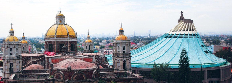 Bas lica de guadalupe la casa de la morenita mexican simo - Casas rurales la morenita ...