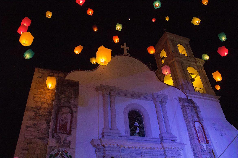 Para globos, los de cantoya - Mexicanísimo
